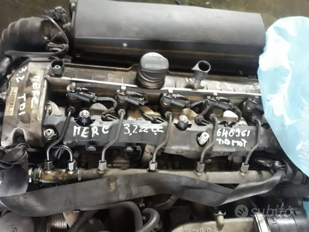 Motore mercedes 320 e - sigla 648961