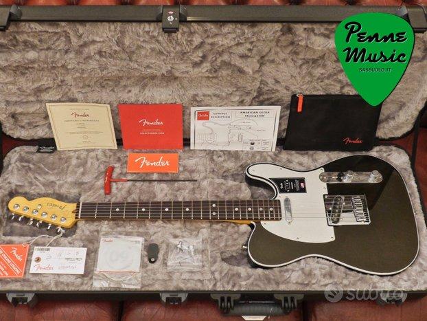 Fender Telecaster American Ultra RW