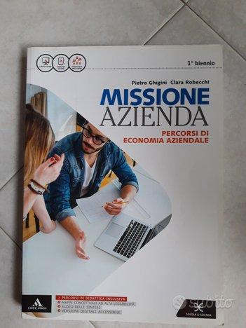 MISSIONE AZIENDA cod 9788824755337