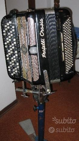 Fisarmonica cromatica Fratelli Crosio