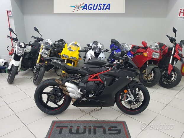 MV Agusta F3 800 EAS ABS Dark Edition