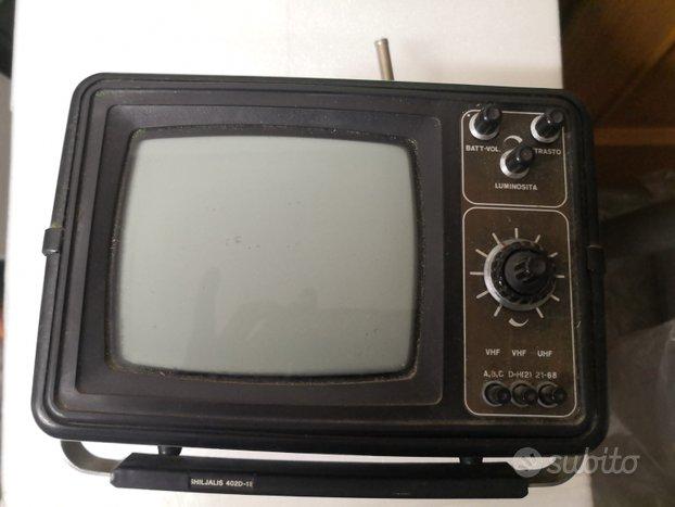 Televisore portatile vintage