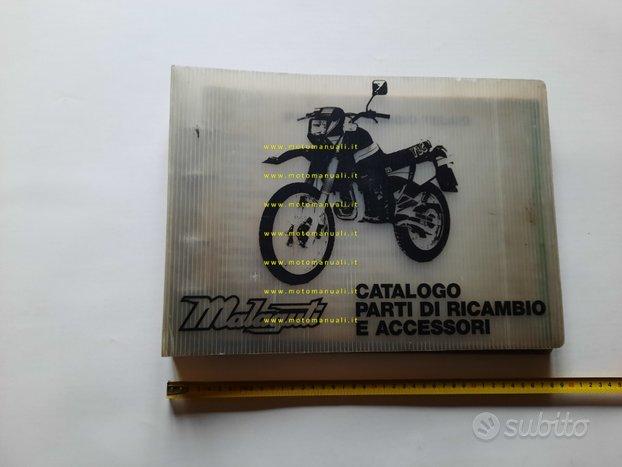 MALAGUTI catalogo ricambi ciclomotori 1988