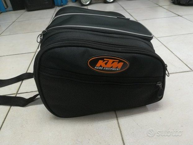 Portapacchi borsa originale KTM 950 990 Adventure