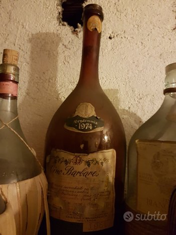 Bottiglia magnum vintage