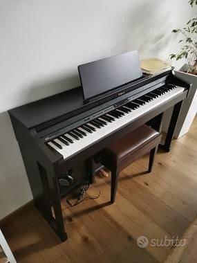 Pianoforte digitale Roland hp 302