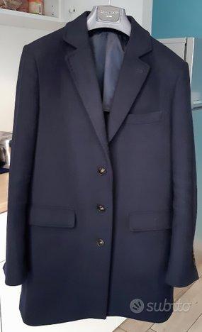 Cappotto elegante uomo Dan John taglia 48