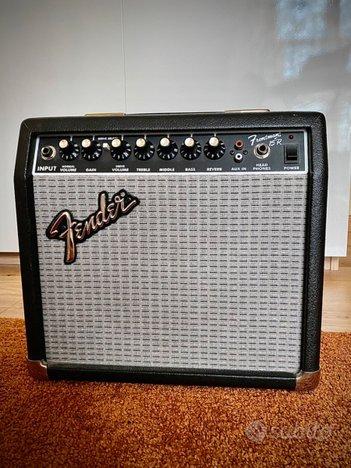 Fender ampli chitarra Frontman 15R