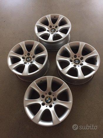 Cerchi BMW serie 5 16 pollici