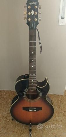 Chitarra Acustica Elettrificata Epiphone Gibson