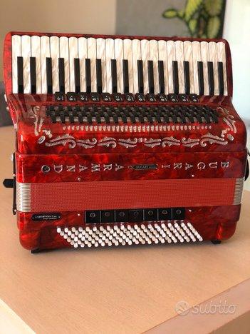 Fisarmonica Midi + Arranger Modulo Roland BK-7M
