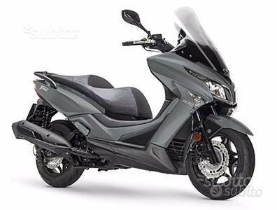 Kymco X-Town 300i EURO 4 ABS ANTRACITE