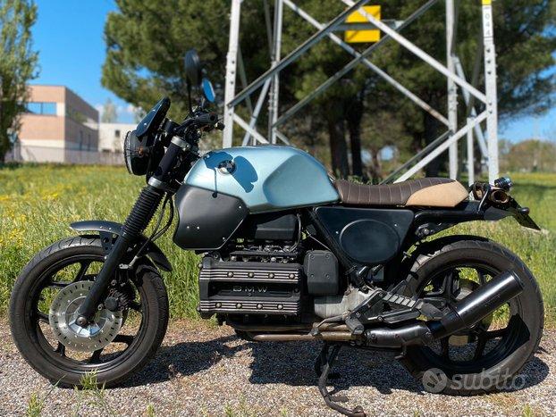 BMW K 100 RS - 1986 special scrambler Unit Garage