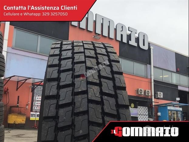 Gomme nuove G 315 80 R 22.5 MICHELIN 4 STAGIONI