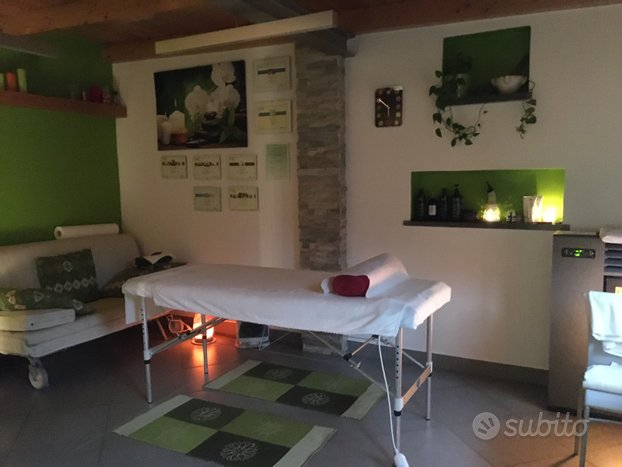Massaggiatrice e operatrice del benessere
