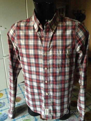 Camicia uomo nuova abercrombie & fitch