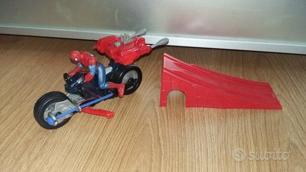Moto di SpiderMan Power Webs