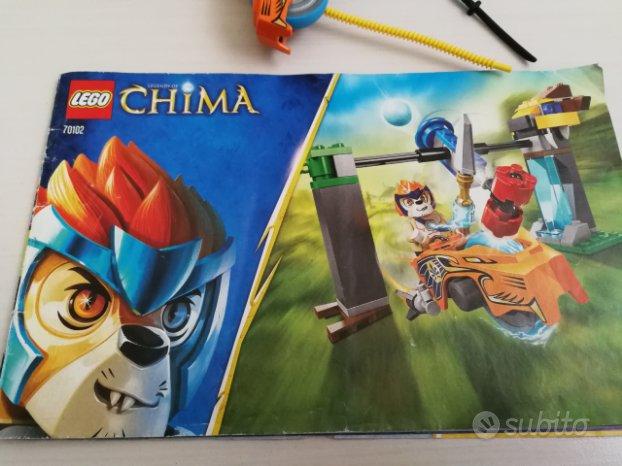 Set lego chima 70102 lego city