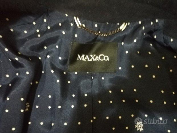 Cappotto max&co