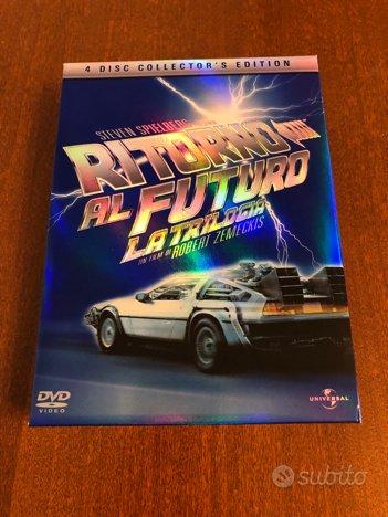 Dvd Ritorno al Futuro - La Trilogia Collector's