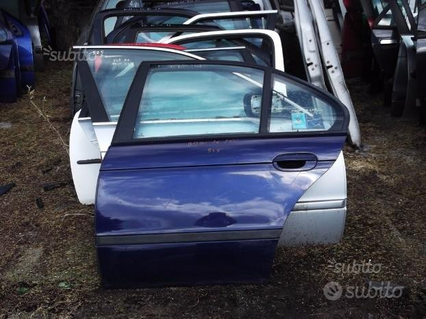 Portiera BMW serie 5 - BMW serie 3 E46