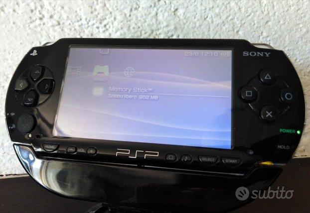 PSP-1004 Sony 1Gb (2006) + giochi