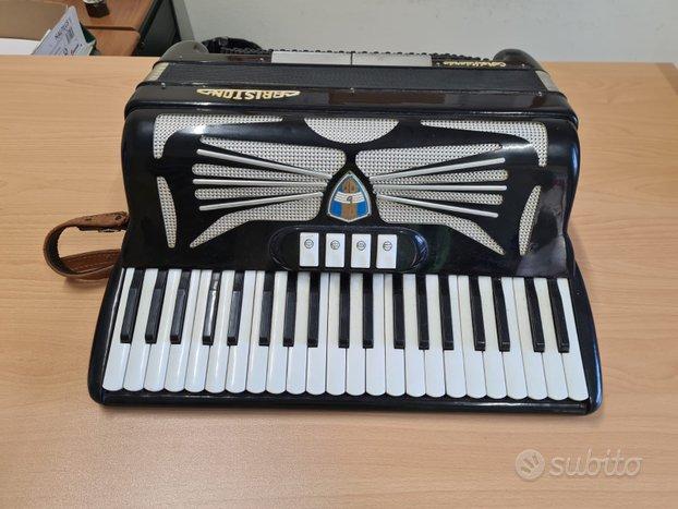 Fisarmonica castelfidardo Ariston 120 bassi