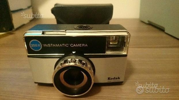 Kodak instamatic camera 255x