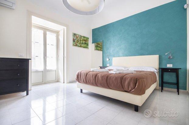 6 posti letto vicino al Teatro Massimo