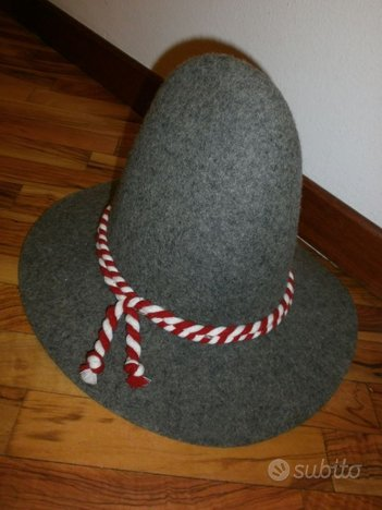Cappello in Loden