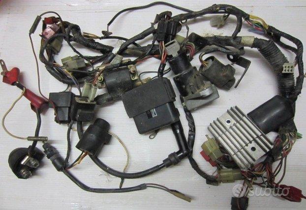 Kawasaki KLR 600 86 centralina, bobina ,e varie