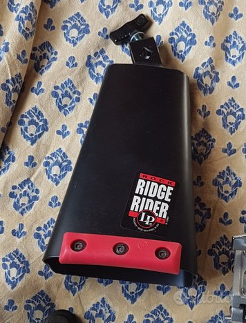 Campanaccio Latin Percussion Rock Ridge Rider - 8