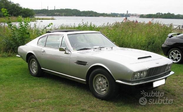 Parabrezza Aston Martin DBS dal 1967
