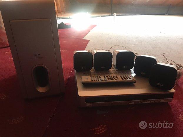 Lettore DVD-impianto stereo LG