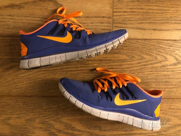 Scarpe Nike Free Run 5.0 ORIGINALI - numero 39