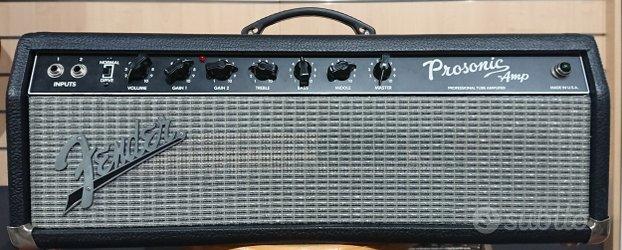 Fender Prosonic Testata Valvolare
