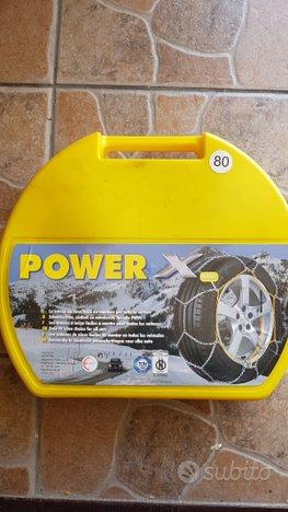 Catene power x 80