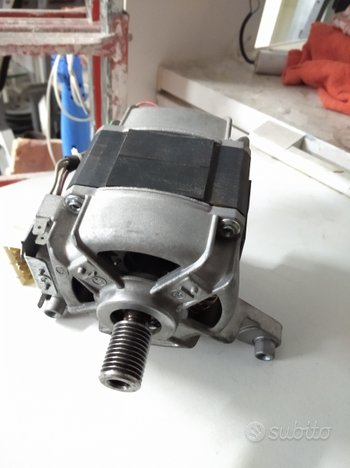 Motore lavatrice inverter trifase