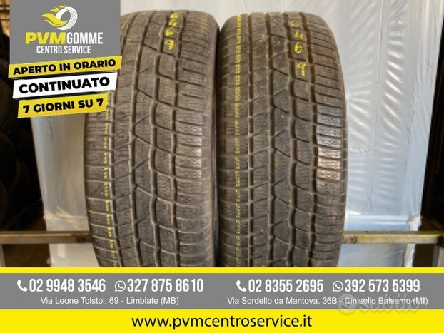 Gomme usate 225 55 16 99h continental