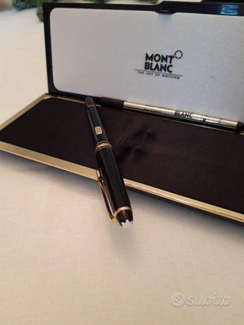 Montblanc Roller Meisterstuck penna