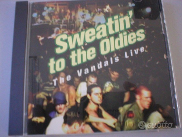 The vandals - sweatin' to the oldies cd