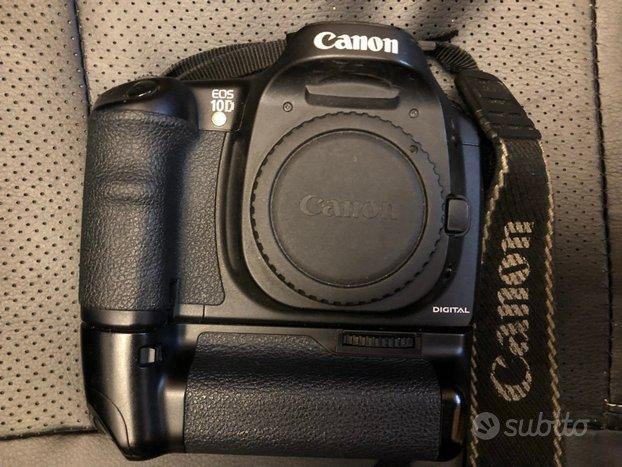 Canon EOS 10D Corpo macchina