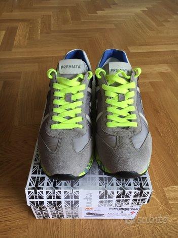 Scarpe Premiata grigio tennis n43 nuove