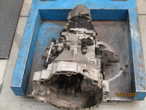 Cambio motore Audi 100 - VW LT