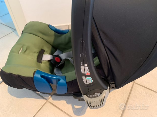 Ovetto Britax Romer Baby Safe Shr Plus II