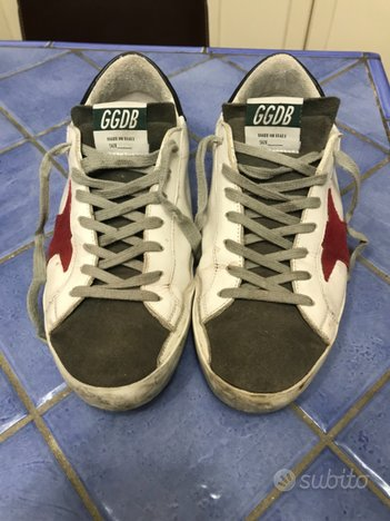 Scarpe Golden Goose n 41 Superstar Originali