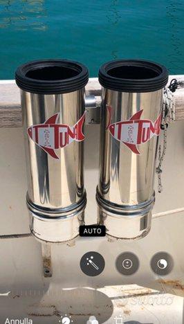 Tuna tubes - vasca del vivo