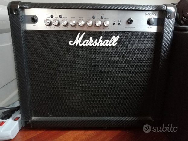 Amplificatore Marshal