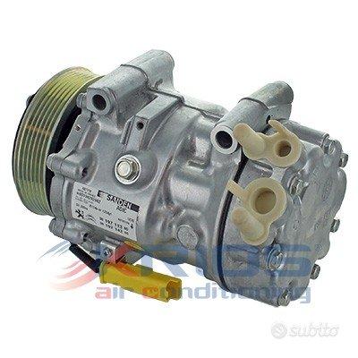 Compressore aria condizionata Jumper Box 2.0