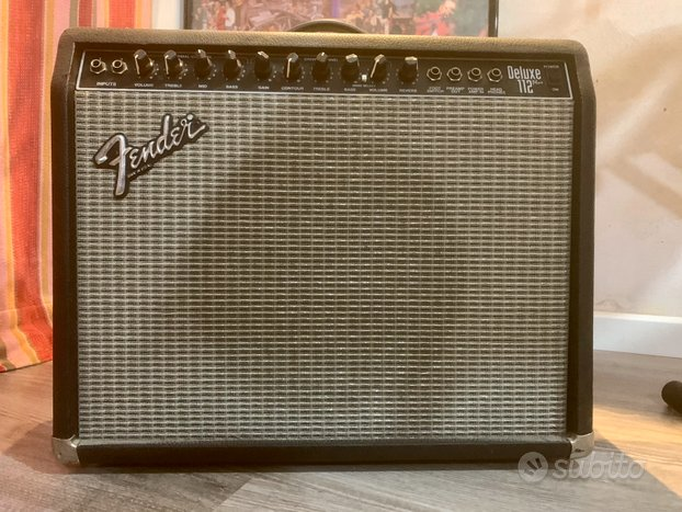 Amplificatore Fender deluxe 112 plus U.S.A